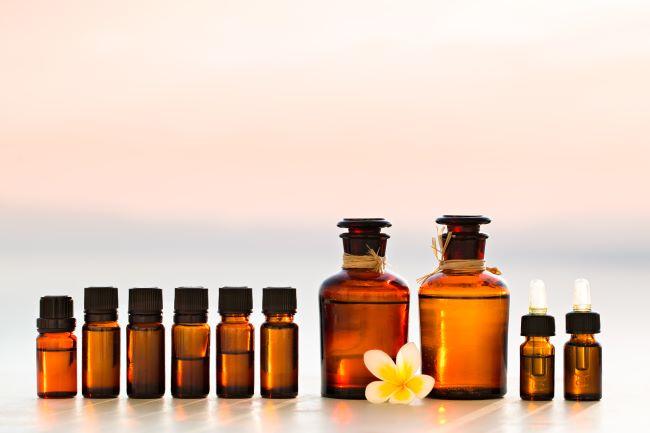 Les huiles essentielles