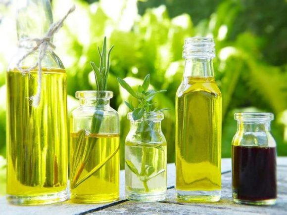 Huiles végétales à associer au bicarbonate