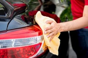 Nettoyer l'extérieur de ma voiture