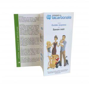Mini-guide des utilisations savon noir et du bicarbonate de la Compagnie du Bicarbonate