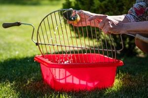 Comment nettoyer la grille de votre barbecue avec du bicarbonate ?