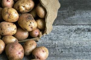 Pomme de terre et bicarbonate