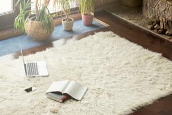 Des tapis et moquettes propres et avec moins d'allergènes
