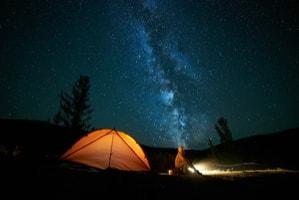 Votre tente vous attendra jusqu'à l'année prochaine
