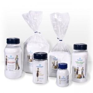 Bicarbonate de soude en sacs ou en flacons rechargeables sur la Compagnie-Bicarbonate.com
