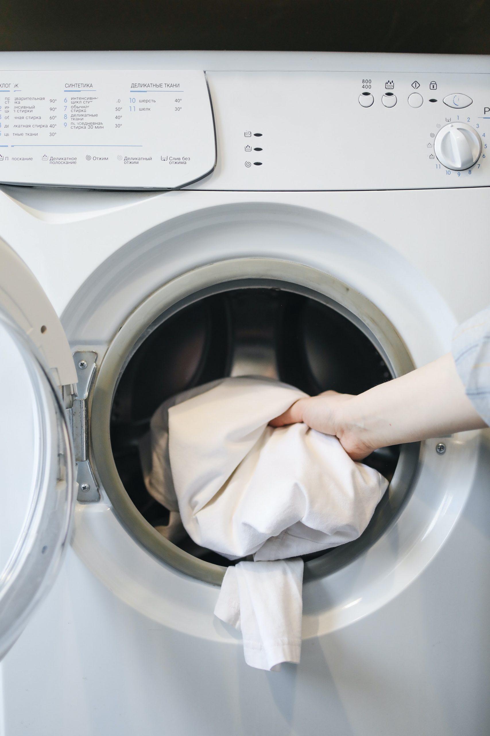 Recette de lessive au bicarbonate